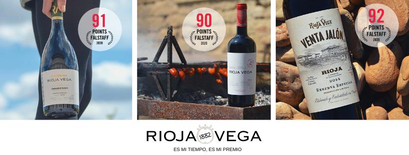 Sensacional debut de los vinos de Rioja Vega en el Falstaff Spanien Trophy