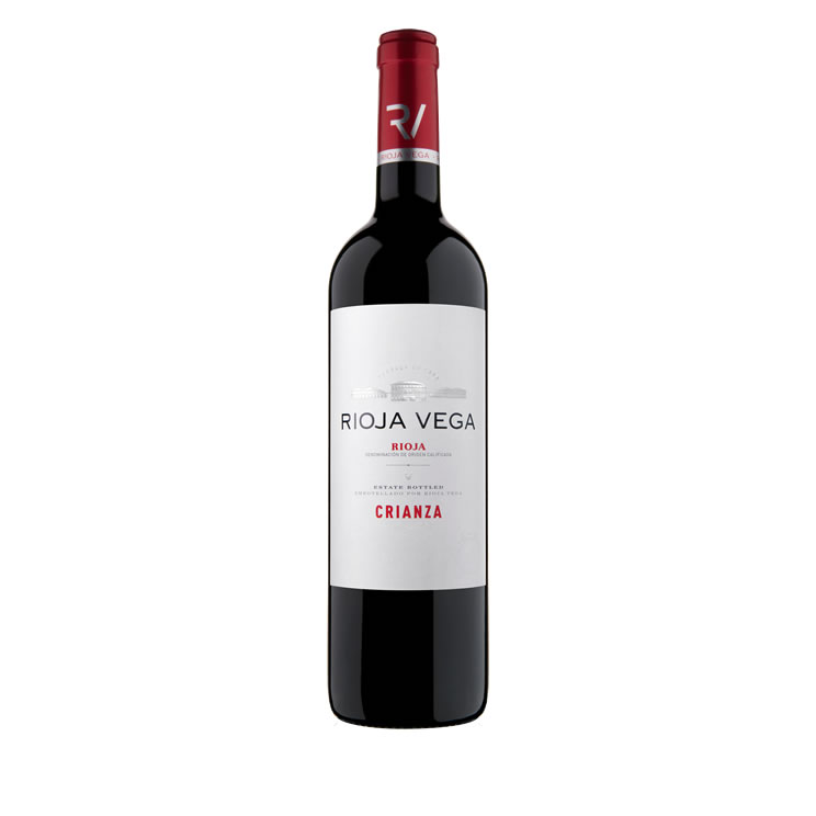 Rioja Vega Crianza 2015 Mejor Tinto Old World por debajo de 15€ Irish Wine Star Awards