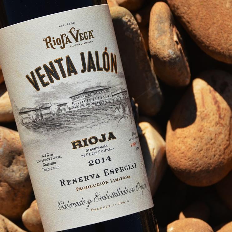 New Limited Release Tinto Reserva Rioja Vega Venta Jalón Reserva 2014
